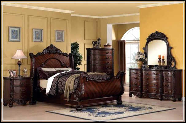 Remodel Your Bedroom Becomes the Traditional Bedroom Furniture ...