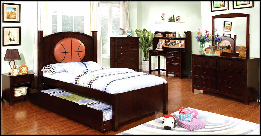Affordable and cheerful twin bedroom sets home design for Affordable bedroom furniture sets