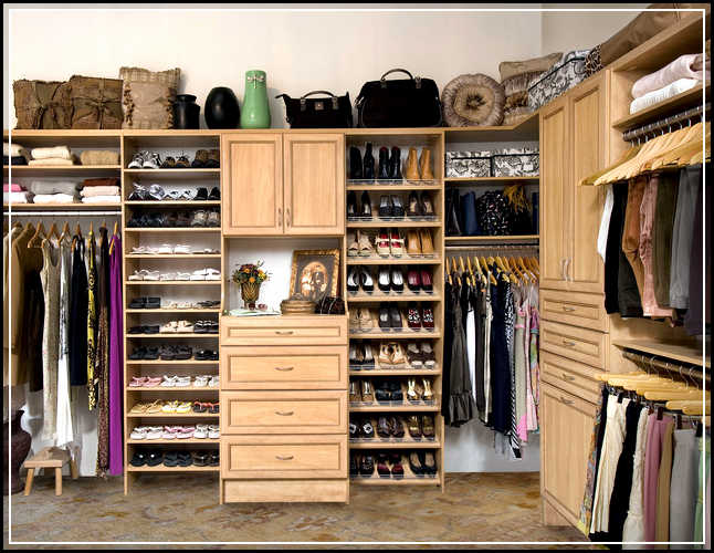 walk in closet organizers tips | Easy Tips of Walk in Closet Organizers Optimization - Home ...