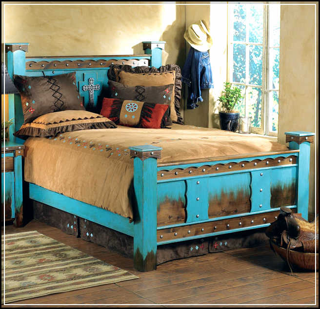western style bedroom furniture