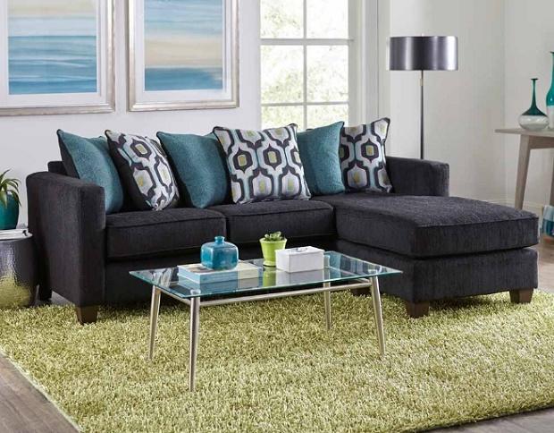 Goodfella Two Piece Sectional Sofa