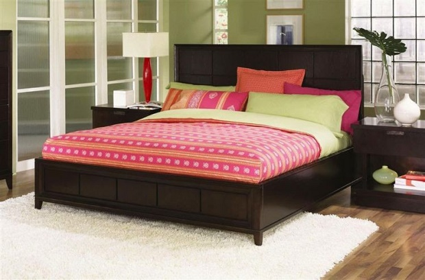 King size 180 cm x 200 cm bed dimensions