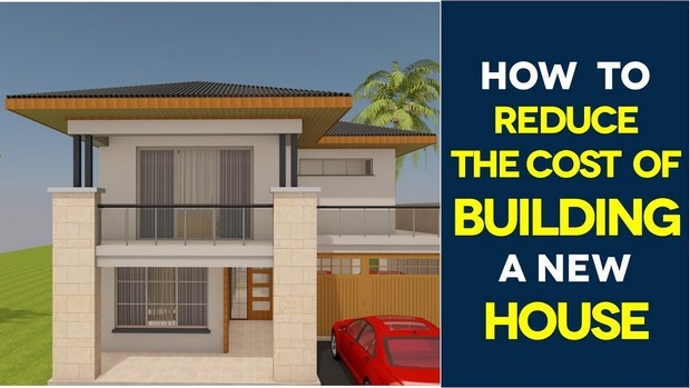 5 tips to reduce home building costs home design ideas plans for House building budget
