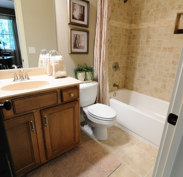 Easy and quick bathroom decor improvements home design for Fast bathroom remodel