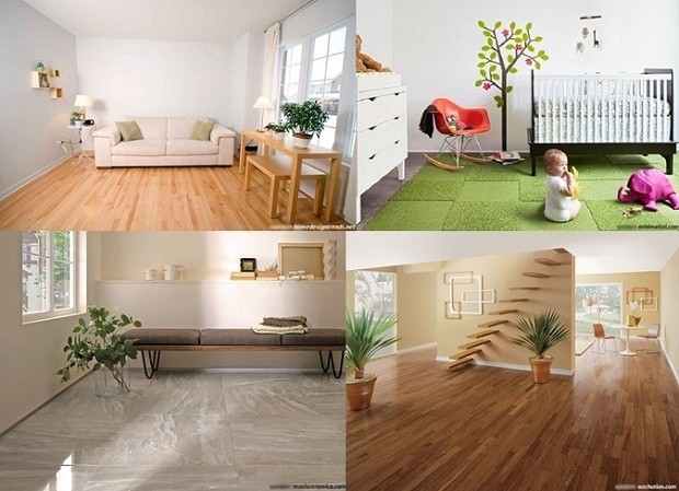 8 Floor Types Used for Homes as a Ceramic Alternative