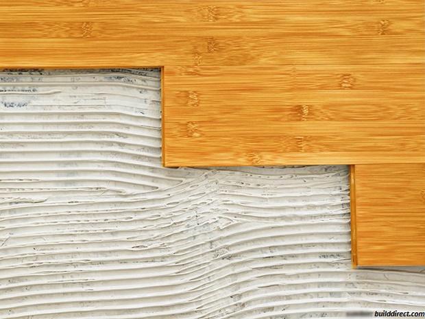 Artificial Bamboo Flooring