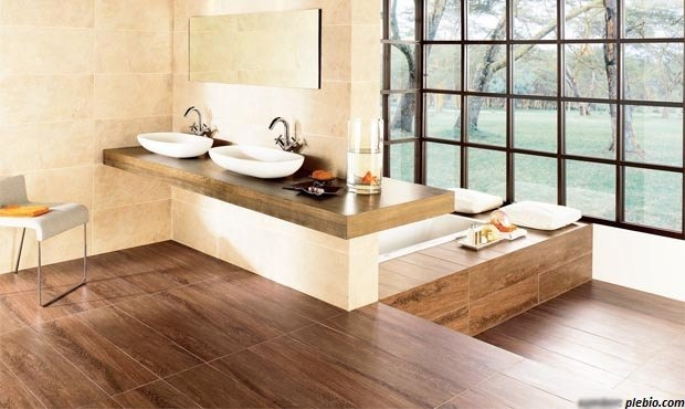 Floating Wooden Floor