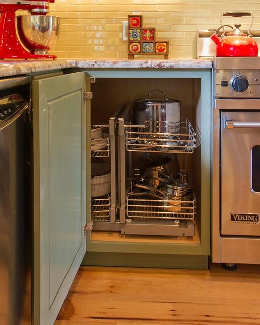 Storage Ideas traditional kitchen phoenix