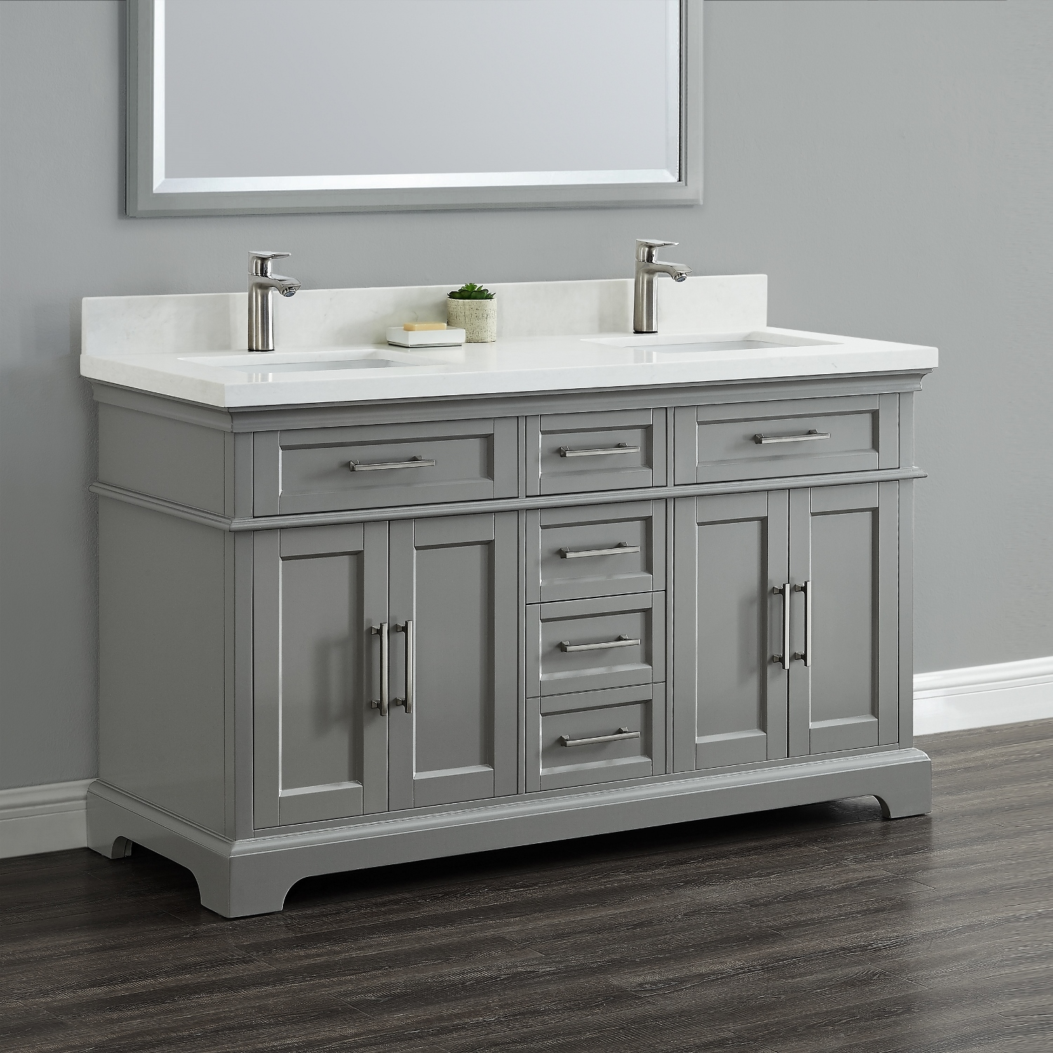 cameron 60 double sink vanity