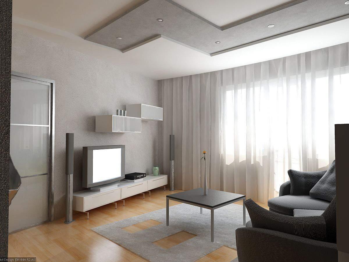 2264 Interior Design Living Hall