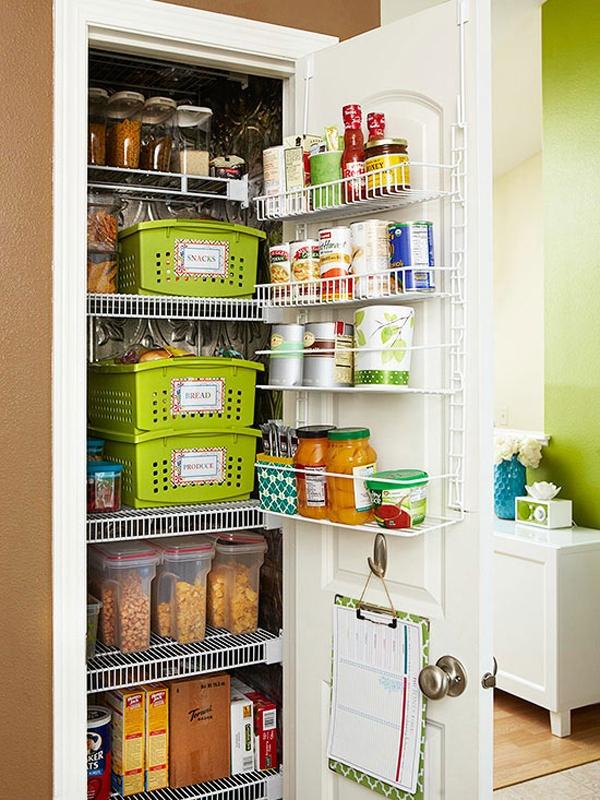 20 modern kitchen pantry storage ideas