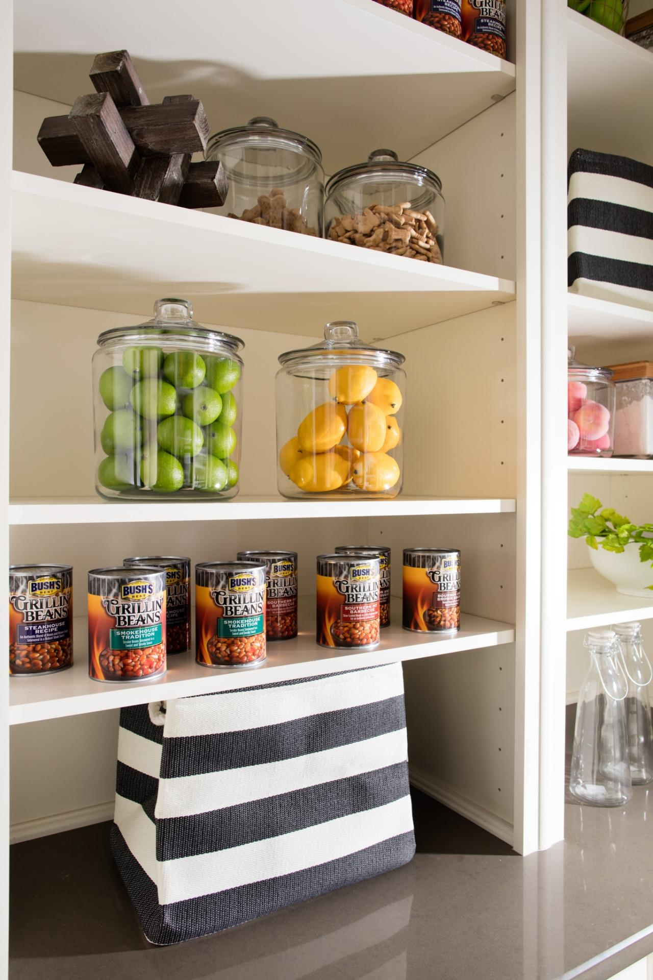 fascinating wood shelves with pantry shelving and wood rack plus open shelves for kitchen design ideas