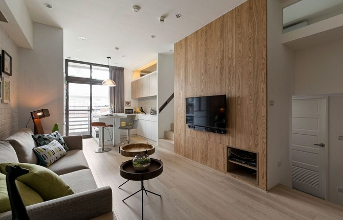 creating minimalist small living room design decorated contemporary wooden interior feature inspire much