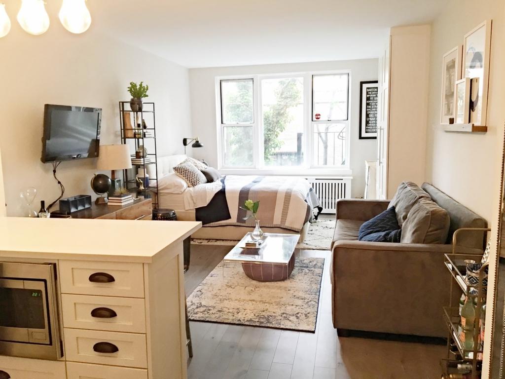 minimalist interior design small apartment elegant from gut to gorgeous a plete studio apartment makeover in 2018