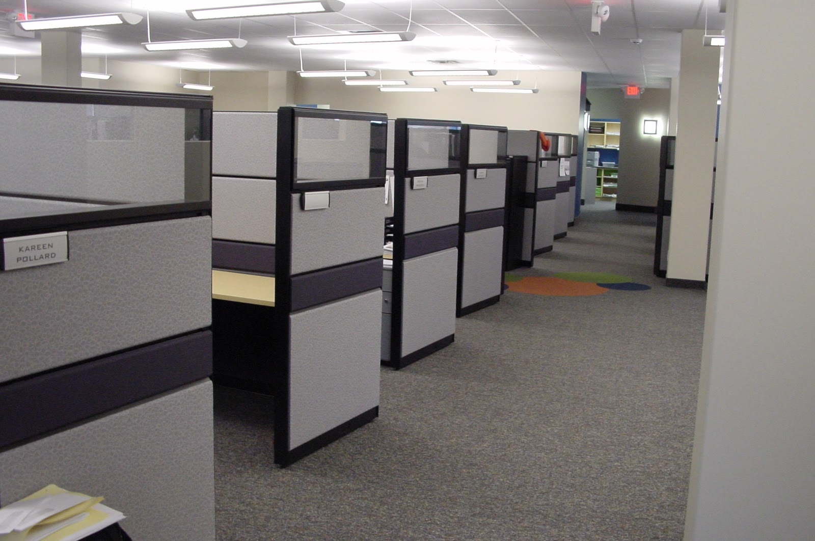 excellent office interior cubicles