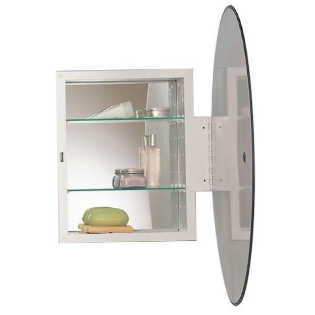 oval bathroom mirrors tilt