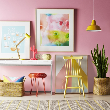 spring interior design trend round up