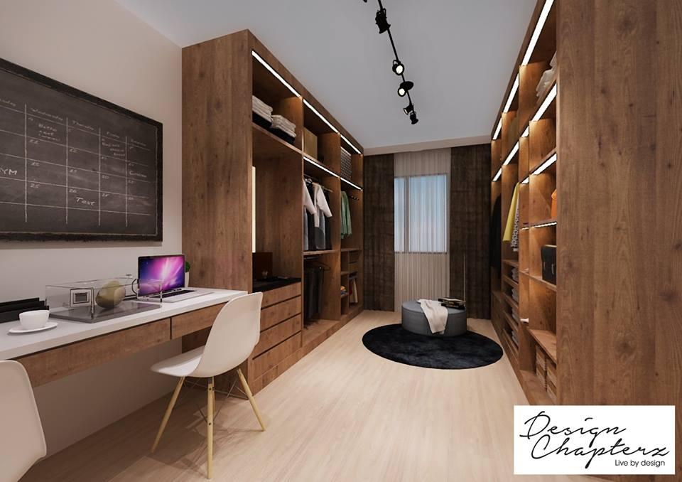 stunning walk wardrobe hdb 4 room tampines greenlace