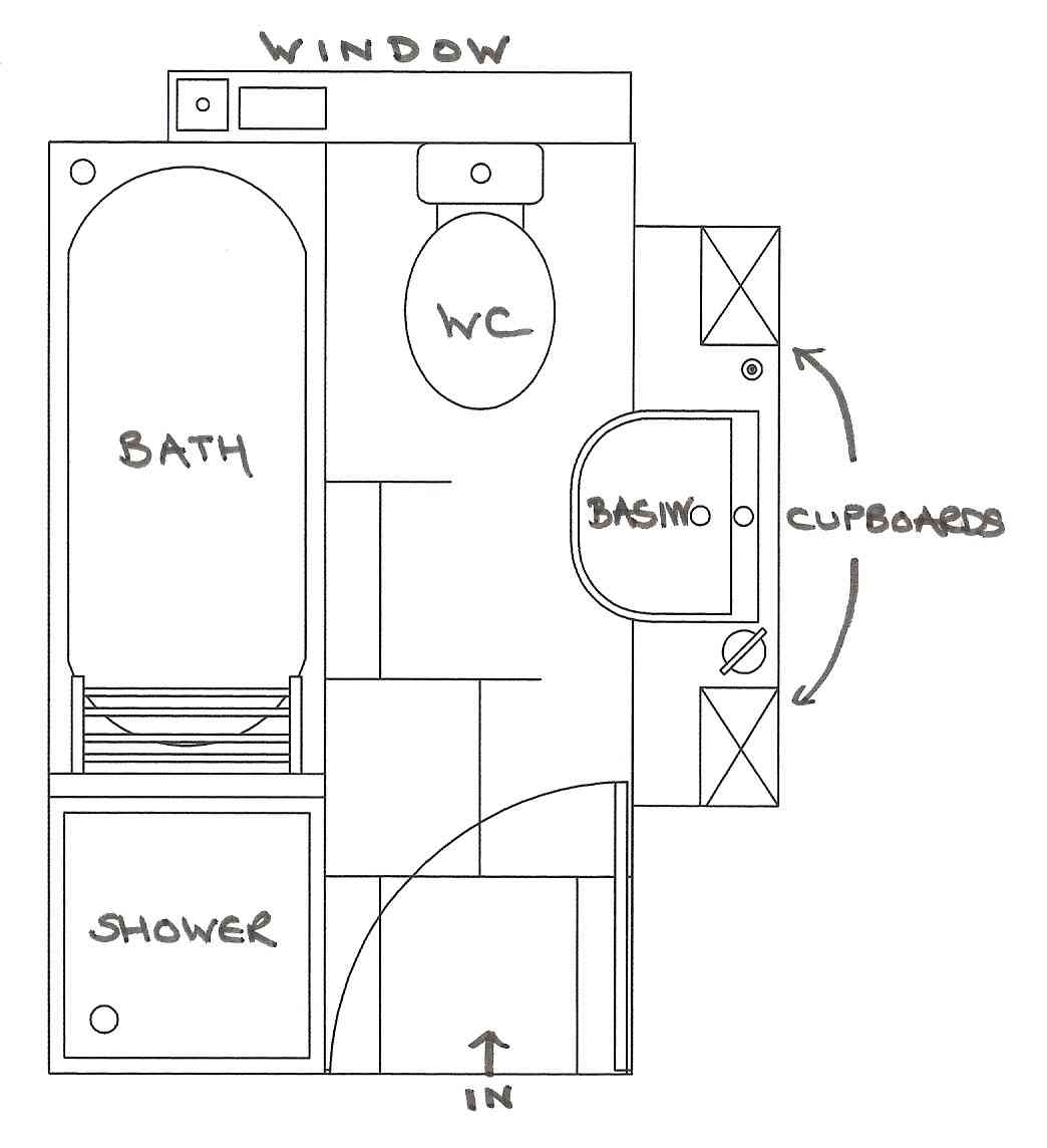 small bathroom layout ideas with shower and bath tub also vanity and toilet