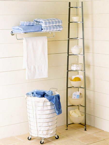 31 creative storage idea for a small bathroom