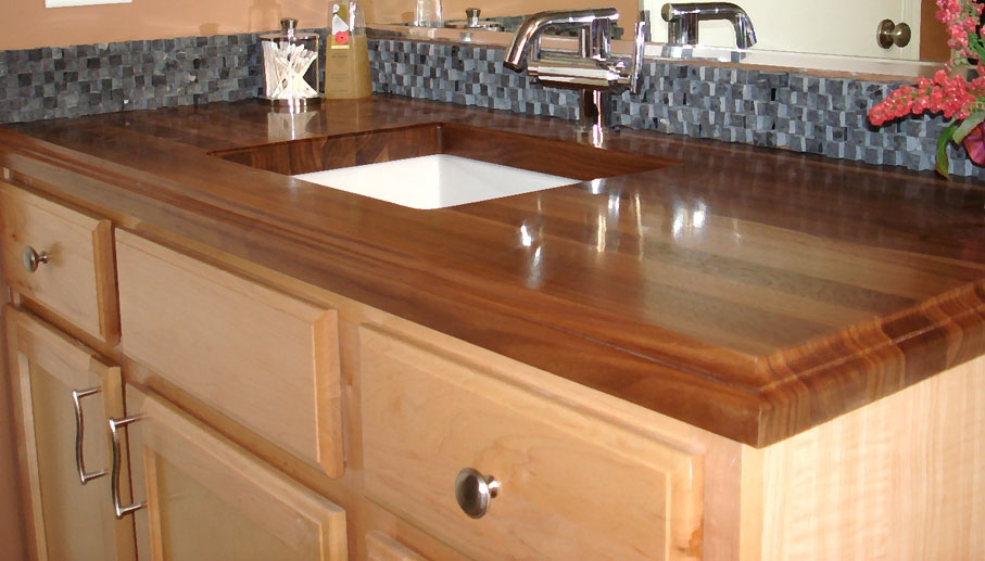 wood countertops reviews