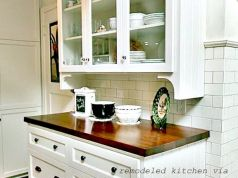 Wood Kitchen Countertops Pros and Cons New Kitchen Countertop Options Pros Cons