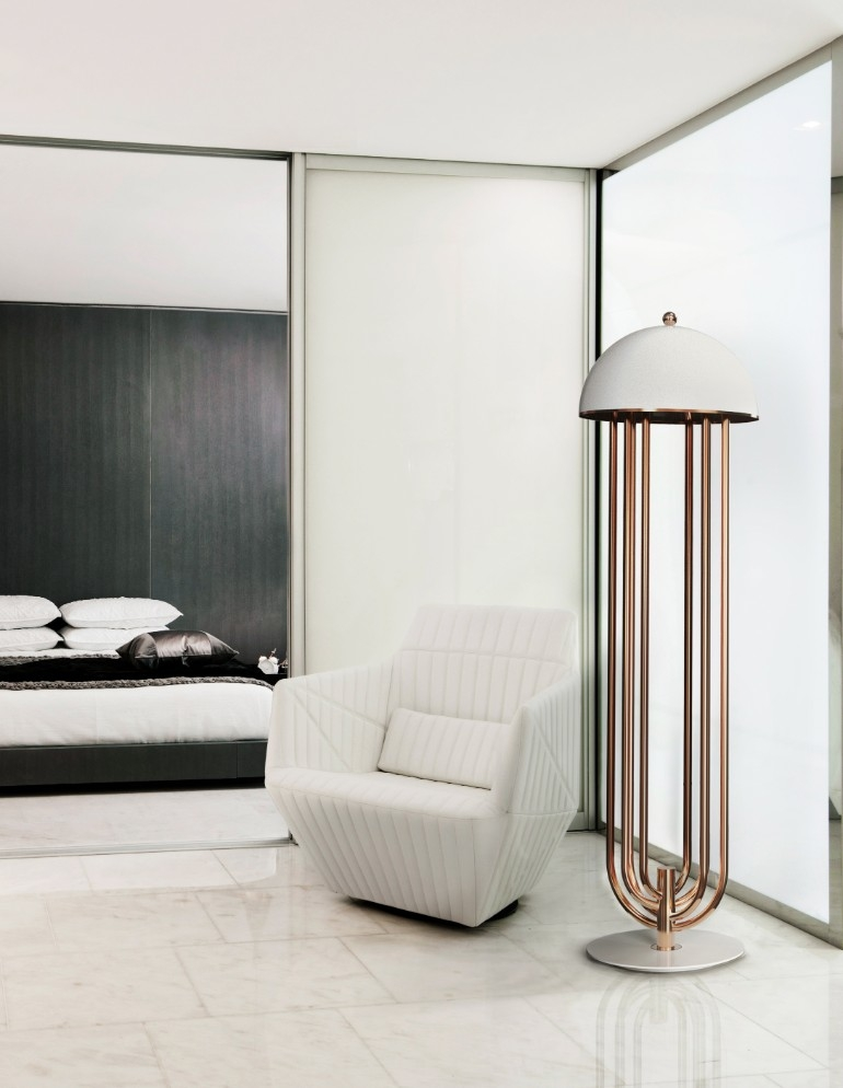 floor lamps modern living room