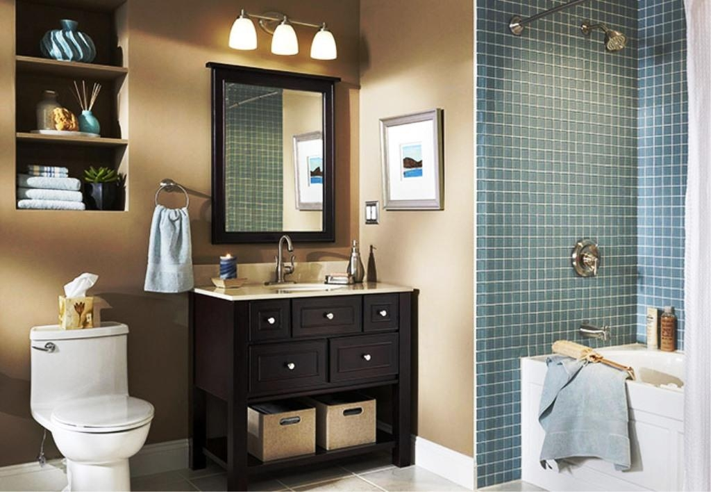 Tips To Get Your Lowes Bathroom Lighting Right Home Design Ideas Plans