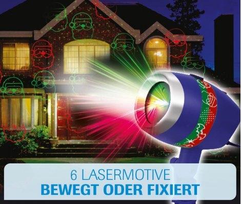 starshower laser magic